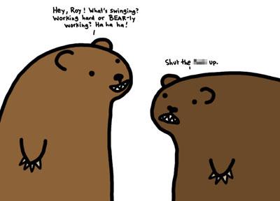 bear-ly