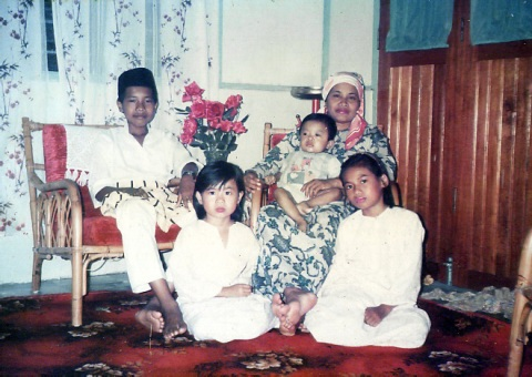 With Family - Home